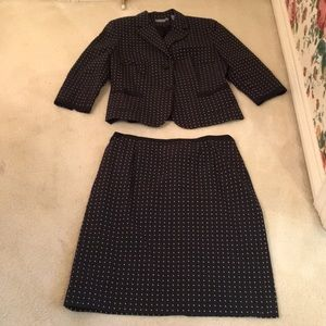 Kate Hill Skirt Suit